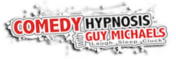 Guy Michaels Comedy Hypnosis Logo
